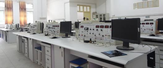 传感器及检测技术实验室介绍